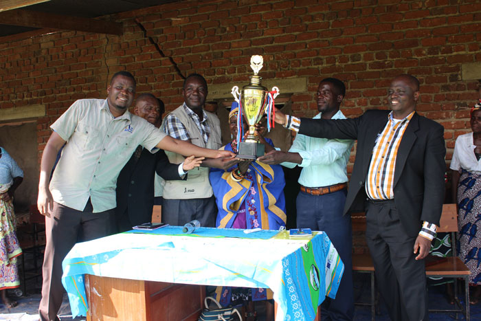 Farmers in Dedza to Compete in SRI