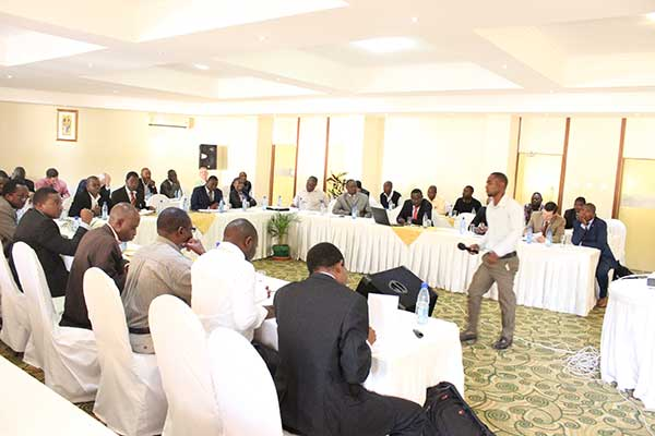 GOVERNMENT PRIVATE SECTOR MEET OVER FISP